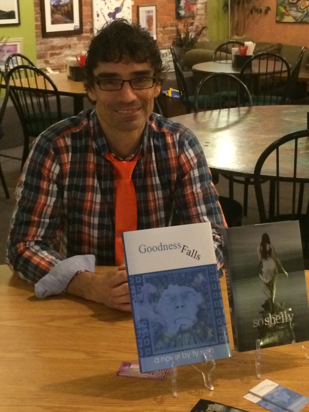 Book Signing at Mr. Smith's Coffeehouse